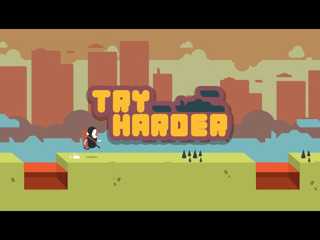 Try Harder - Android Trailer