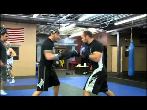 Tom Hardy's mma workout for Warrior