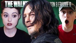 The Walking Dead: Season 8, Episode 11 Fan Reaction Compilation!