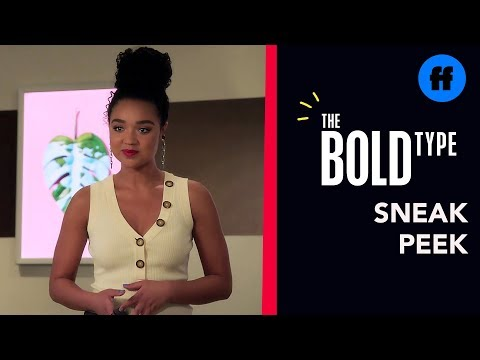 The Bold Type Season 4, Episode 8 | Sneak Peek: Kat and Adena Aren't Friends | Freeform
