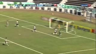 Gabriel Jesus decide contra o Vitória e coloca o Palmeiras na semifinal. Com gol e assistência no segundo tempo, atacante...