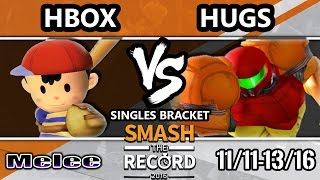 STR 2016 SSBM – Liquid | Hungrybox (Ness) Vs. dT | Hugs (Samus) Smash Melee Top 128
