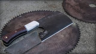 Video From Saw Blade To Knife | Cleaver MP3, 3GP, MP4, WEBM, AVI, FLV Maret 2019