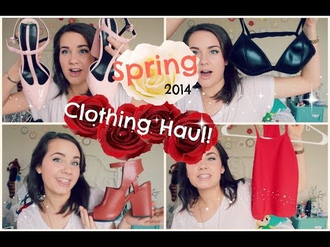 Spring - Today I'm going to show you guys how to spend too much money on clothes you probably don't need. Yay to boosting the economy! I went to Nasty Gal, Zara, and ...