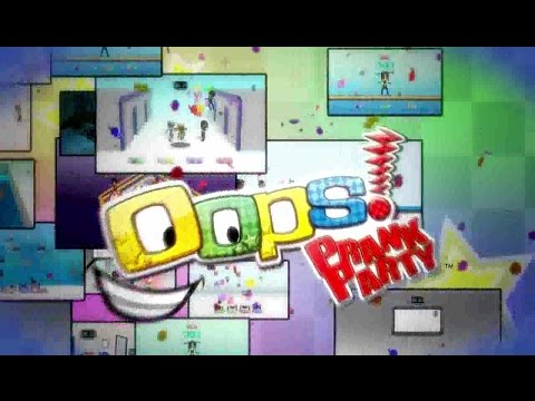 oops prank party wii cheats