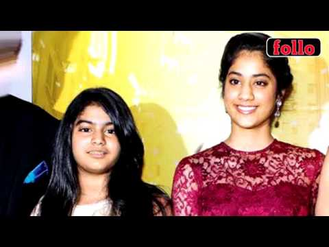 Sridevi's Daughter Jhanvi Kapoor To Make Acting Debut?