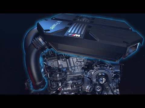 BMW S58 Engine (powering the X3M, X4M and G80 M3 / G82 M4)