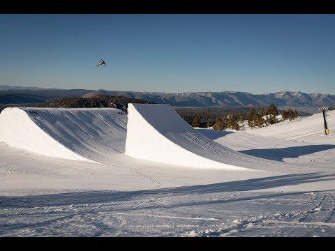 120 Ski Jump In Mammoth