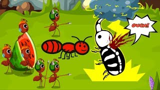 The Power of Ants! Ant Colonies Baby Panda Kids Learn Ants Stage by Stage. Educational Game for KidsArcade Games for Kid Channel: https://www.youtube.com/channel/UC-wKZ12ScITIRzccmOoadxA?sub_confirmation=1Bad Piggies 2nd Channel: https://www.youtube.com/watch?v=sXuqY1XstpA&list=PLNeXEpk519Z7PKgJ5zWYabk4KIQuQ-Jo3♥ Become a friend:➜ Subscribe: https://goo.gl/5guGWY♥ Download:➜ iOS: https://itunes.apple.com/us/app/ant-colonies-educational-game-for-kids/id949359904?mt=8➜ Android: https://play.google.com/store/apps/details?id=com.sinyee.babybus.ant&hl=viAnts are very common little creatures. If you look close, you will find ants in all types of settings: in wilderness, in your backyard, on the street, and sometime, even inside your home. How much do you know about them and their colonies? Let's take a look up close!Fun features:- Learn the life cycle of ants with play;- See their sophisticated colonies at work;- Meet their workers, soldiers, and the queen!Ants are are intelligent and highly organized. It is time to visit their home and take a grand tour inside. See what activities they are busy with from day to day. There are lots of wonderful discoveries in our Ant Colonies!
