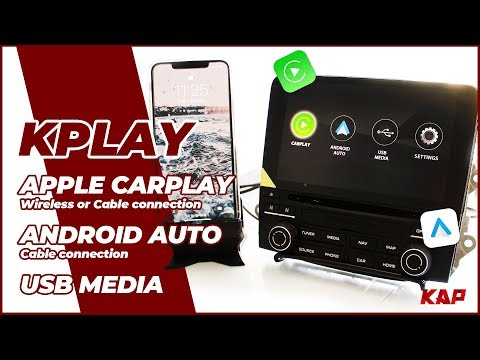 KAP Wireless Apple CarPlay & Android AUTO coming soon (KPLAY…