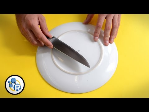 How to Sharpen Your Knife Without a Sharpener