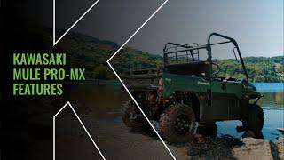 5. KAWASAKI MULE PRO MX DETAILS