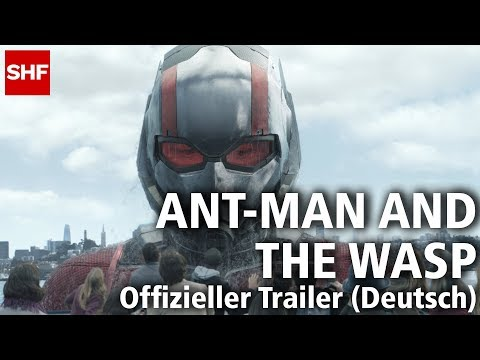 Ant-Man and the Wasp • Offizieller Trailer (Deutsch)