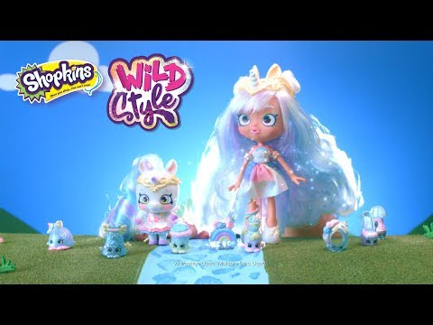 SHOPKINS | Wild Style | S9 TVC 30 | Which tribe your vibe?
