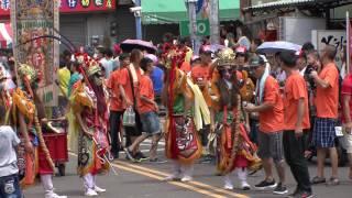 2016 0718南投配天宮城隍祭 迓城隍爺 彰南路 1