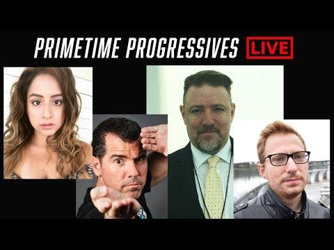 PRIMETIME PROGRESSIVES - Graham Elwood, Ron Placone discussing Epstein, Medicare4All & more!