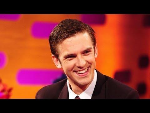 Downton Abbey's DAN STEVENS's Hysterical Twitter Fans: The Graham Norton Show June 13 BBC AMERICA