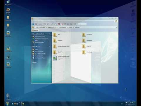 DeskHedron, il desktop virtuale in Windows XP