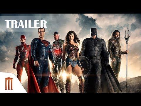 Justice League - Official Trailer [ตัวอย่าง ซับไทย ] Major Group