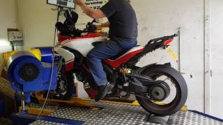 5. Ducati Multistrada 1200S Pikes Peak Dyno Run