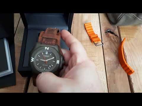Victorinox Inox Titanium watch review
