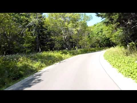 , title : 'Riding up Spruce Knob (Highest point in WV) - Part 2'