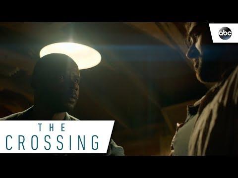 Caleb Visits Thomas - The Crossing Season 1 Episode 6