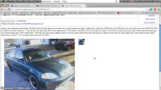 Craigslist Jacksonville NC Used Cars for Sale by Owner