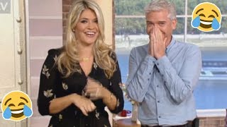Video Phil & Hollys funniest moments (official reupload) | this morning MP3, 3GP, MP4, WEBM, AVI, FLV Agustus 2019