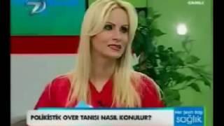 PKO Nedir Polikistik Over Sendromu - Kanal 7 Herşeyin Başı Sağlık - Prof. Dr. Süha Sönmez