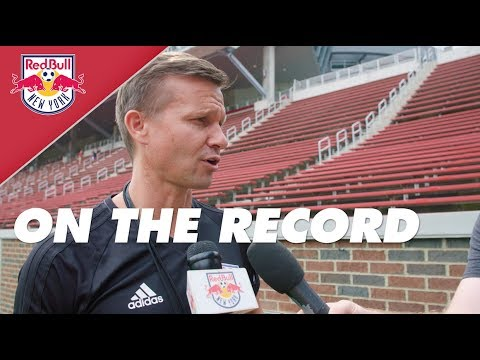 On The Record: Jesse Marsch | U.S. Open Cup Semifinal