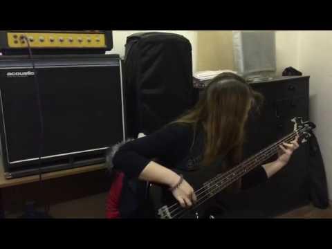 Видео учеников по классу бас-гитары