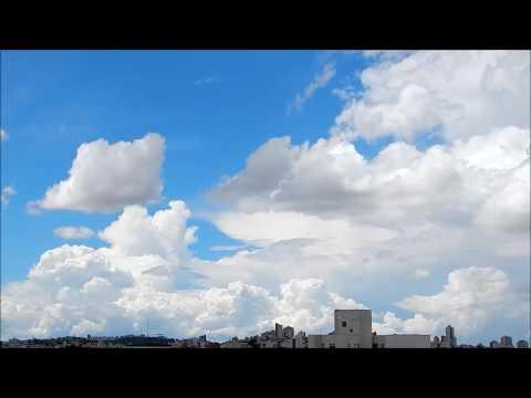 Precipitation Clouds Full Length!
