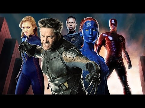 Top 13 Fox Marvel elokuvat