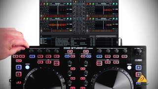 BEHRINGER VIDEO MANUAL: CMD Studio 4a FX Section