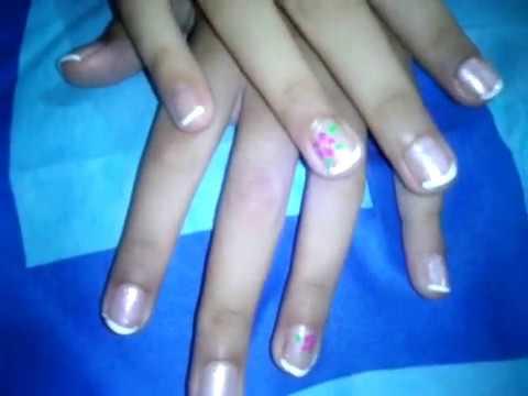 Decorados de uñas - Decorado fácil de uñas