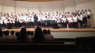 Wooster (OH) United States  city photo : Middle school chorus. America the Beautiful. Wooster Ohio 11/18/2016