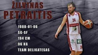 Zilvinas Petraitis Highlights 2016-17'