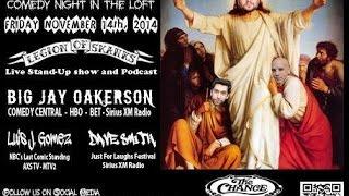 Fri Nov 14th - Live Stand-Up Show&Podcast - The Loft