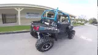 5. 2014 Polaris RZR 800 S LE EPS Stealth