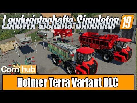 HOLMER Terra Variant DLC v1.0.0.0