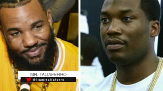 """Meek Mill Comments On The Game Challenging Him To A Fight, """"No One Is Putting Their Hands On Me"""""""