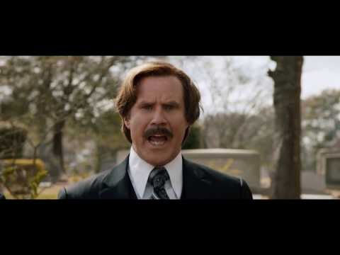 Anchorman: The Legend Continues (Clip 'Brick Is Dead')