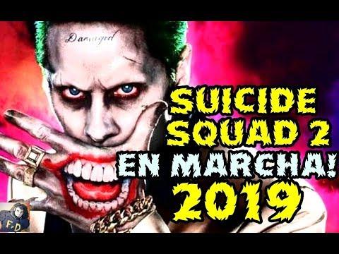 SUICIDE SQUAD 2 TIENE NUEVO PRODUCTOR - ¿ SOLO DOS DC FILMS EN 2019 ? WARNER DCEU (видео)