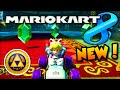 BEST MARIO KART MAP EVER? - Mario Kart 8 DLC - w/ Ali-A! - Triforce Cup (New MK8 Wii U Tracks)