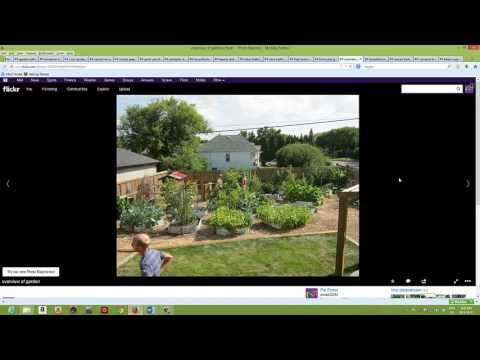 Intensive Gardening,Permaculture Garden Tour   Part 2