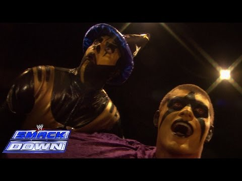 see - Things get even more bizarre when Goldust & Stardust try to take a glimpse of their future.