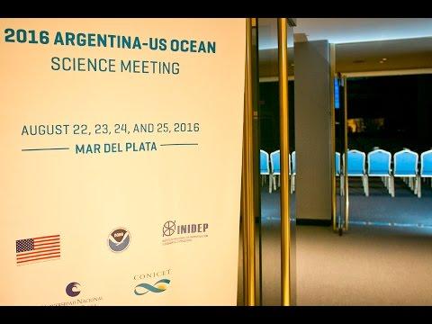 Encuentro de Ciencias Oceánicas