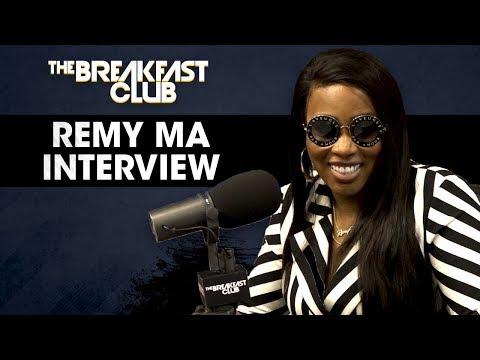 Remy Ma Wants Smoke With DJ Envy, Talks Lil' Kim, Nicki Minaj + Why Papoose Isn't On Her Album