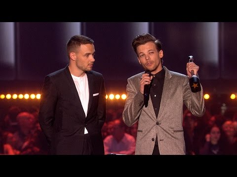 'Drag Me Down' by One Direction wins British Artist Video of the Year   The BRIT Awards 2016